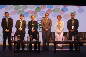 (L-R) Rishi Kapoor, Parvesh Sharma, Nitin Gupta, R Subramanian, Sonali Bhagwati, D. Vishwanath