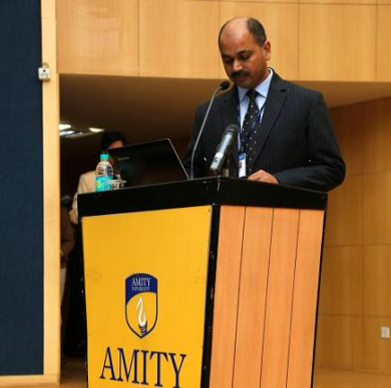 """""""EXPLORING THE ROLE OF CSR IN DELIVERING SUSTAINABLE SMART CITIES"""", at AMITY UNIVERSITY"""