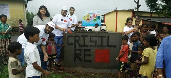 Smart[er] Village Project  Dharnichiwadi Village- Raigad, Maharashtra, CRISIL