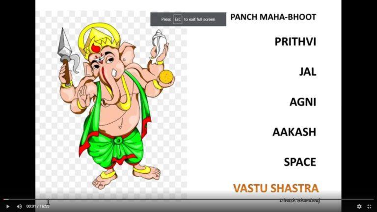 Introduction to Vastu By Mr Dinesh Bhardwaj