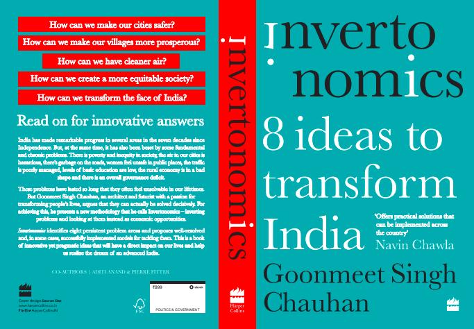 'Invertonomics'-8 ideas to transform India